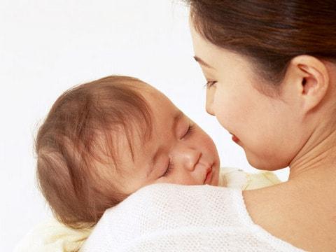 赤ちゃんの体温が高く酵素が豊富