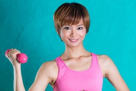 酵素ダイエットは運動で筋肉を落とさない